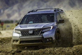 All New Honda Passport