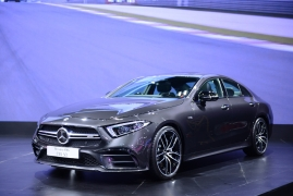 Mercedes-AMG CLS 53 4MATIC+ - Motor Expo 2018