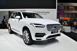Volvo XC90 Excellence - Motor Expo 2018