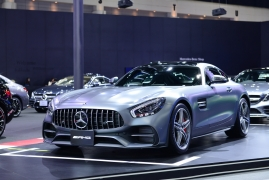 Mercedes-AMG GT S - Motor Expo 2018