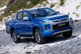 Mitsubishi Triton Big Minor Change Au-Spec