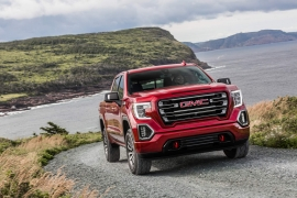 GMC Sierra AT4 Off-Road Performance Package