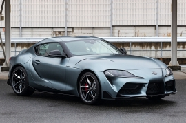 All New Toyota Supra