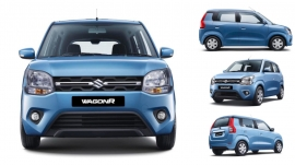 Suzuki Wagon R - India Spec