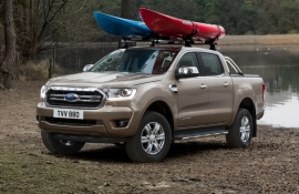 New Ford Ranger EU-Spec