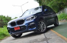 Life Test : BMW X3 xDrive 20d MSport