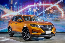 Nissan X-Trail Facelift Official