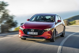 All New Mazda 3 EU-Spec