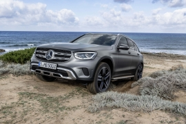 Mercedes-Benz GLC Facelift