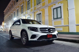 Test Drive : Mercedes-Benz GLC 250d AMG Dynamic