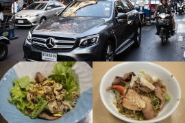 Mercedes-Benz The GLC : The Ultimate Taste Drive
