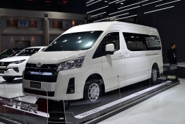 All New Toyota Commuter - BIMS 2019