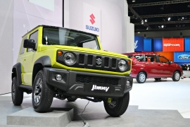 All New Suzuki Jimny - BIMS 2019
