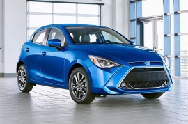 Toyota Yaris Hatchback USA