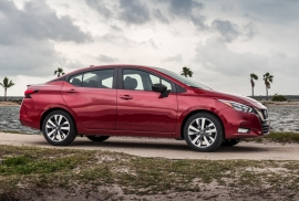 All New Nissan Almera - US Spec