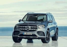 All New Mercedes-Benz GLS