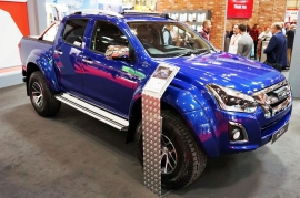 ISUZU D-MAX Special Models In UK