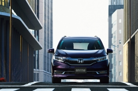 Honda Shuttle Facelift
