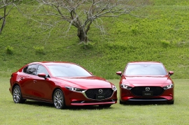 All New Mazda 3 JDM-Spec