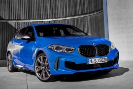 The All New BMW 1 Series