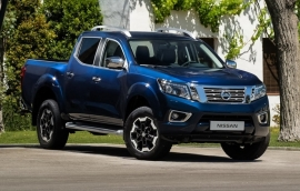 Nissan Navara MY2020 UK-Spec