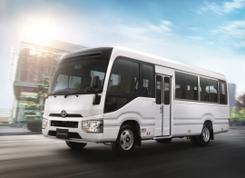Toyota Coaster BY TMT
