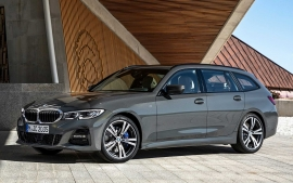 The All New BMW 3 Series Touring