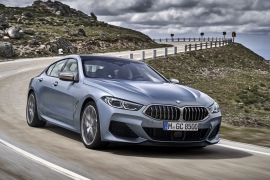 The All New BMW 8 Series Gran Coupe