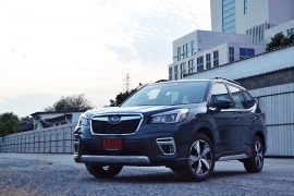Test Drive : รีวิว ทดลองขับ All New Subaru Forester 2.0 i-S