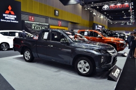 New Mitsubishi Triton Low Rider