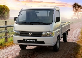 All New Suzuki Carry