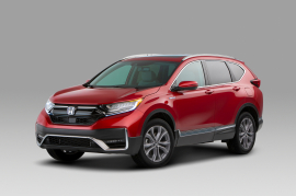 Honda CR-V Facelift