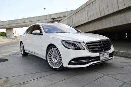 Test Drive : รีวิว ทดลองขับ Mercedes-Benz S 350 d Exclusive
