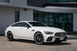 Mercedes-AMG GT 63 S 4MATIC+ 4-Door Coupé โฉมใหม่