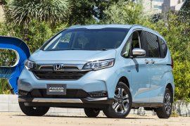 Honda Freed Facelift - TMS 2019