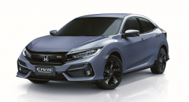Honda Civic Hatchback Facelift