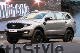 ภาพงานเปิดตัว New Ford Ranger FX4 & New Ford Everest Sport