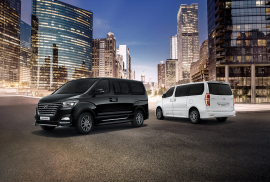 New Hyundai H-1 & Hyundai Grand Starex MY 2020