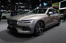 The All New Volvo V60 - Motor Expo 2019