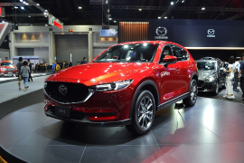 New Mazda CX-5 Turbo - Motor Expo 2019