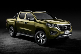 All New Peugeot Landtrek