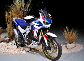 All New Honda Africa Twin CRF 1100L