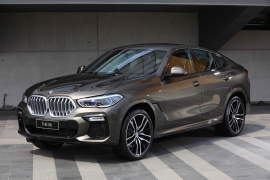 The All New BMW X6