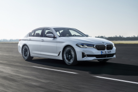 New BMW 5 Series LCI