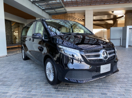 New Mercedes-Benz V 250 d
