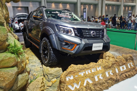 Nissan Navara N-TREK Warrior - BIMS 2020