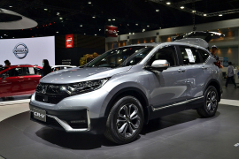 Honda CR-V Facelift - BIMS 2020
