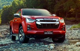 All New ISUZU D-MAX EU-Spec
