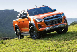 All New ISUZU D-MAX AU-Spec