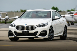 The All New BMW 2 Series Gran Coupe